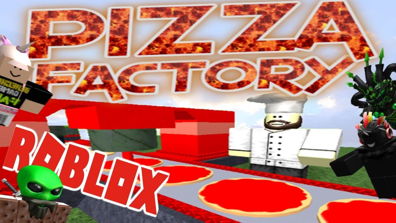 The Fgn Crew Plays Roblox Pizza Factory Tycoon Pc - fgn roblox