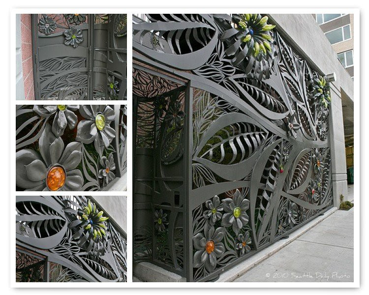 Custom Metal Work & Glass