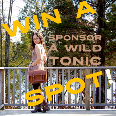sponsor giveaway