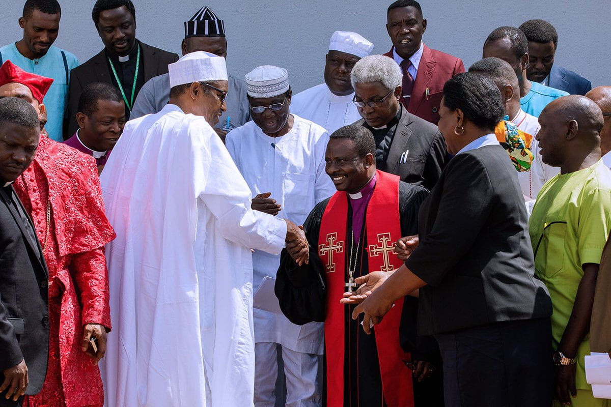 CAN releases details of issues raised, demands made to Buhari [Full text]