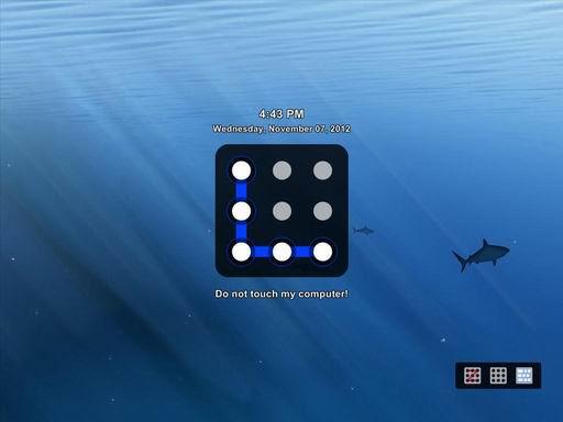 Eusing Maze Lock (To Pattern Lock PC) Free Download