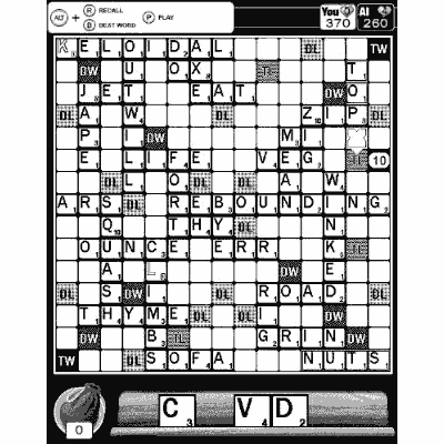 play scrabble kindle app