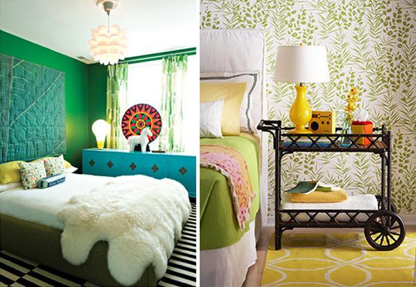 Colorful Bedroom Designs   InteriorHolic.