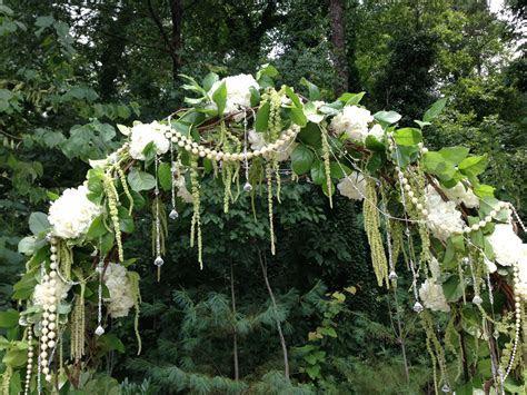 Wedding Arch   Outdoor Wedding   Ceremony Ideas   Glam