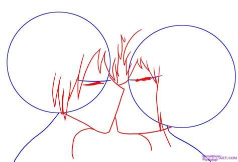 manga tastic draw manga kissing