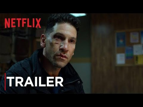 Netflix debuta trailer oficial de la Temporada 2 de Marvel - The Punisher