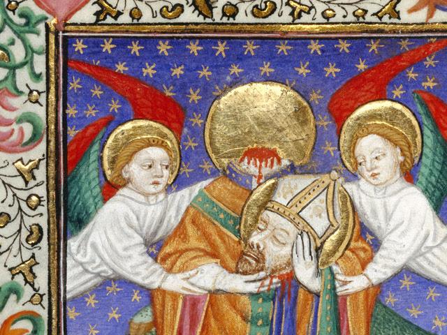 St. Denis / M. Sir John Fastolf