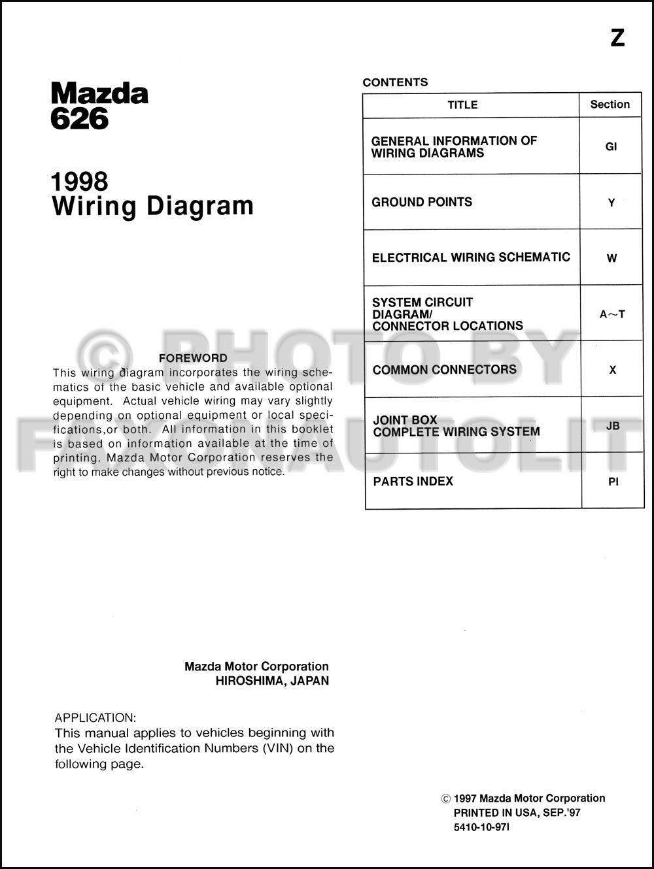 Diagram 1995 Mazda 626 Wiring Diagram Full Version Hd Quality Wiring Diagram Rackwiring Media90 It