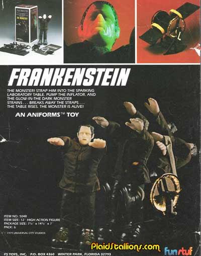 funstuf frankenstein