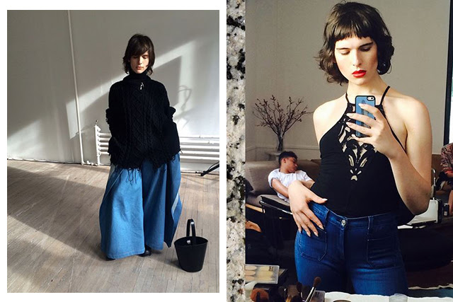 Image result for hari nef img models