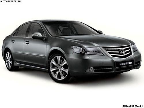 Honda Legend   характеристики