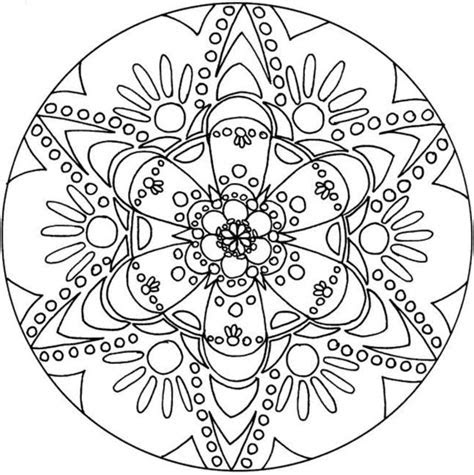 kaleidoscope coloring pages   gianfredanet
