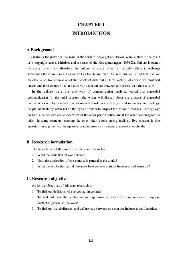 Contoh Format Essay Ilmiah Contohkah