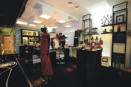 Casa FOA 2009: Espacio N°40, Shop Almacén de Belleza: Danny Pierini y Teresita Bermudez, Arquitectura, Diseño, Muebles, Decoracion