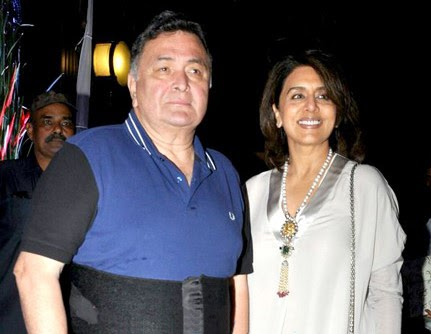 13 Best friends of Rishi Kapoor India Cinema Industry