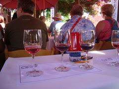 Scherrer Wine Flight