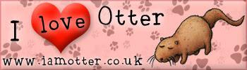 I love otter