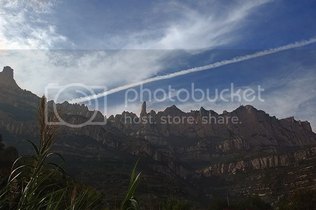 Montserrat: The Jagged Mountain