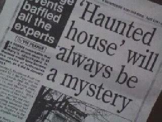 A strange mystery