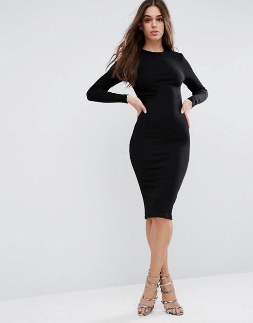 Birthday and flowy sleeve black long dresses bodycon dresses