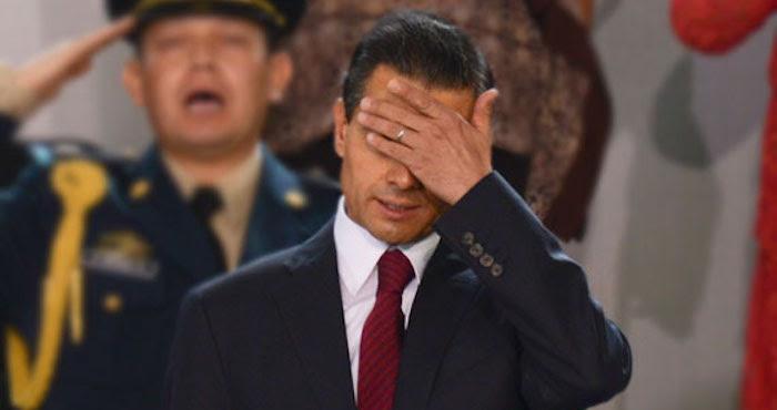 Si Peña Nieto empezó su mandato con un 50 por ciento de aceptación y de eso ha pasado al 12, ¿con cuánto porcentaje terminará su sexenio?Foto: Especial.