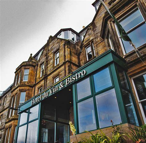 Hotel du Vin & Bistro St Andrews Wedding Fayre in Scotland