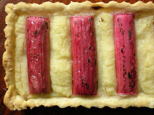 rhubarb tart 2