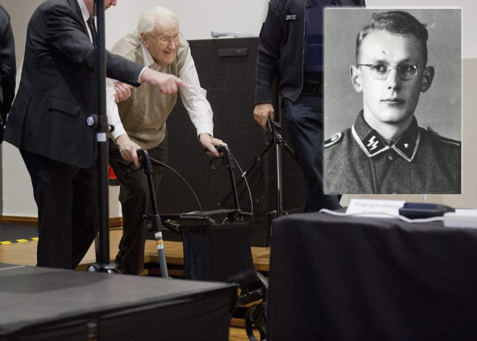 Juicio al 'contable' de Auschwitz