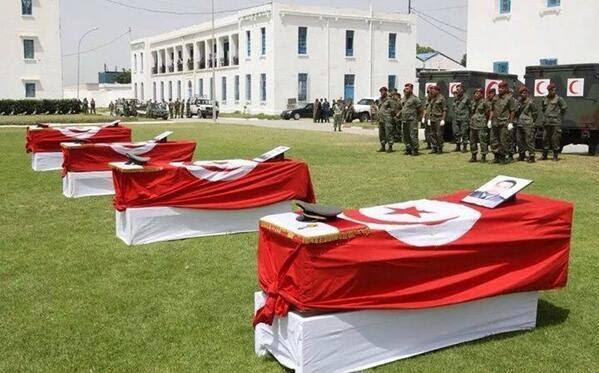 Ce sont eux les vrais martyrs et non guère les casseurs et les incendiaires de janvier 2011.