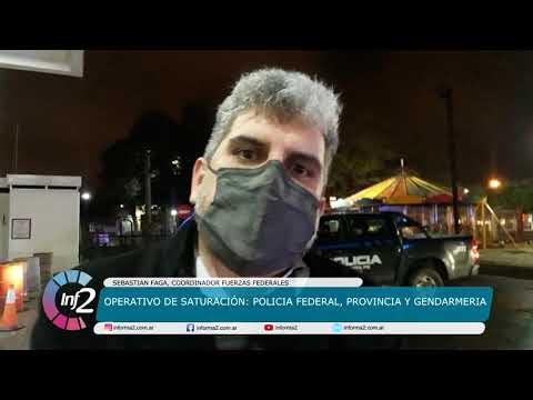 """""""Vamos a destinar  más moviles de Gendarmeria a VGG"""", expresó el coodirnador de Fuerzad Federales"""