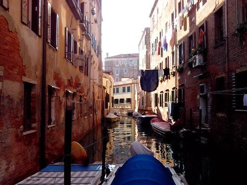 Tutto in un angolo di Venezia by Ylbert Durishti
