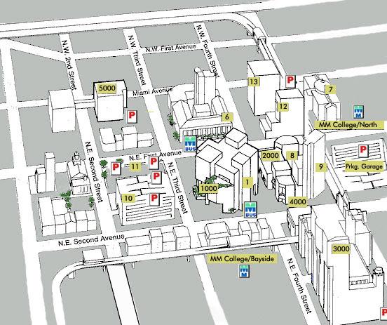 Gadgets 2018 Wolfson Campus Map