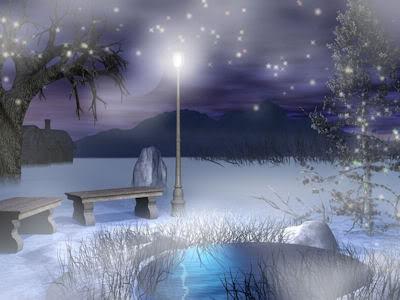 Frozen Winter Season Picture