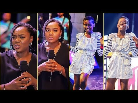 DJ Switch, Actress Chioma Touching Life Story at 2019 IES Youth summit!