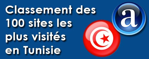 Découvrez le TOP 100 des sites les plus visités par les tunisiens