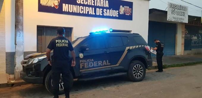 COVIDÃO! PF age em Tutóia, Brejo e Santa Quitéria contra desvios
