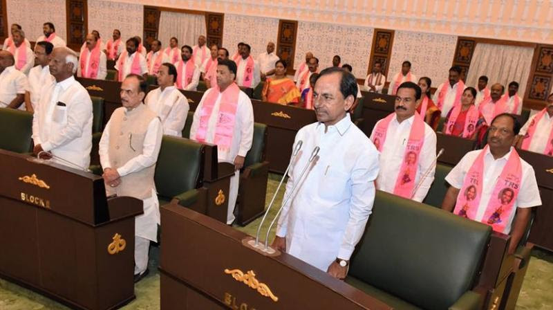 Telangana Assembly (Photo: Facebook)