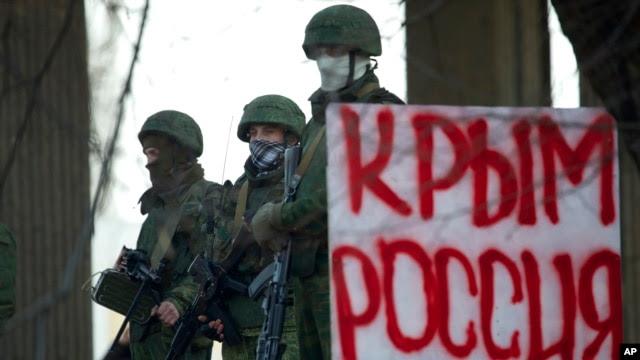 Tổng thống Vladimir Putin nói quyết định đưa quân vào Crimea, Ukraina để 'bảo vệ công dân Nga'.