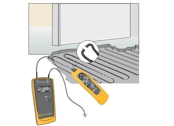 Ремонт электрического теплого пола своими руками