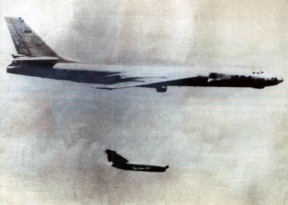 Tu-16 KS dan Mig AURI