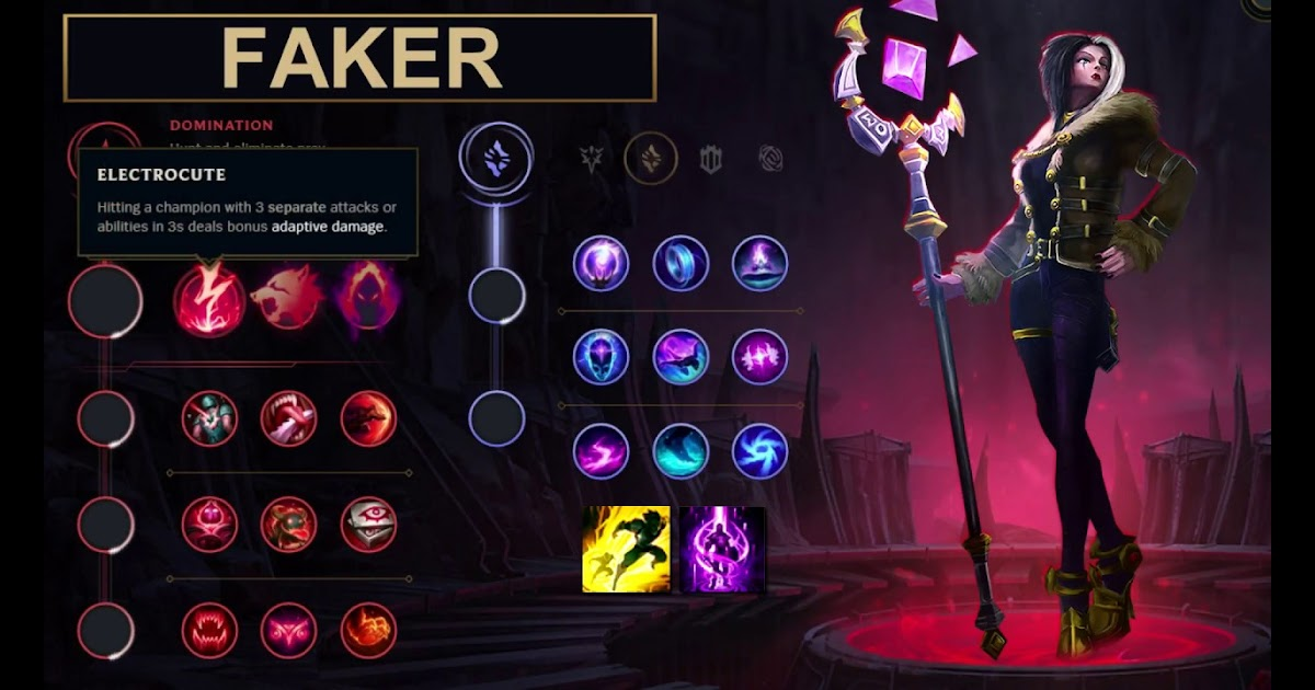 Adc masteries. League of Legends Strategy Build Guides