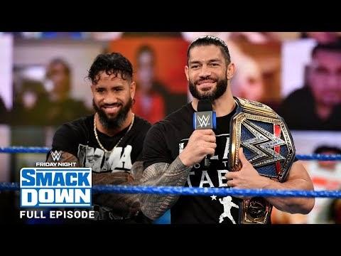 WWE SmackDown Full Episode, 01 January 2021