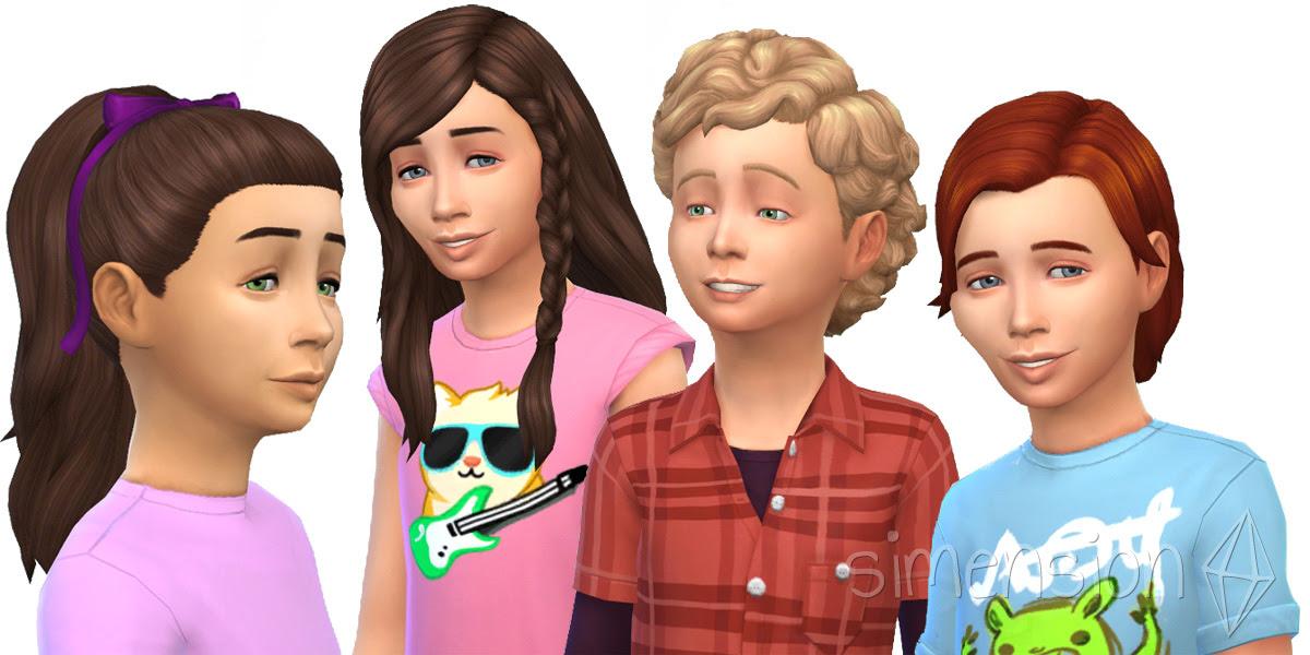 Die Sims 4 Kinderzimmer Accessoires Simension