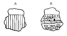 Характер заполнения карстовых пещер водными механическими отложениями