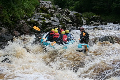 Rafting@Findhorn
