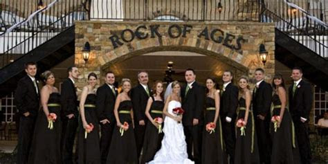 Rock of Ages Winery Weddings   Get Prices for Wedding
