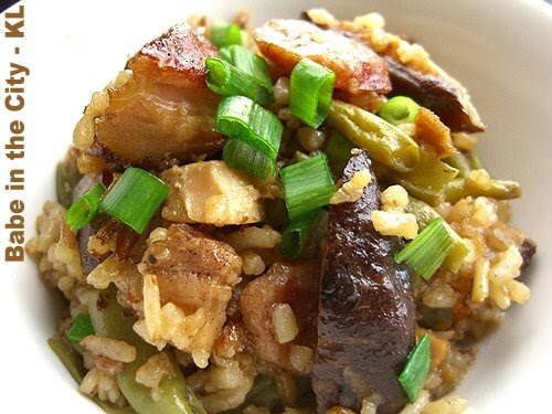 Siew Yuk One pot rice