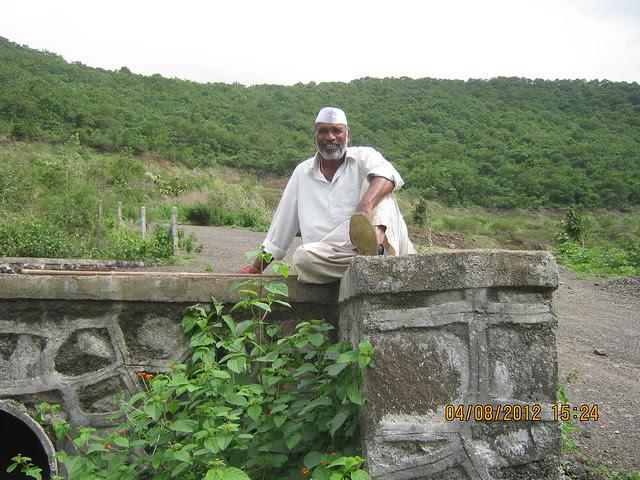 Mr. Pandit Jadhav at Xrbia Hinjewadi Pune - Nere Dattawadi, on Marunji Road, approx 7 kms from KPIT Cummins at Hinjewadi IT Park - 149
