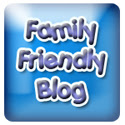 Family Friendly Blog Button