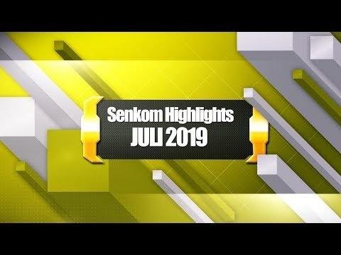 Video Senkom Mitra Polri Highlights - Juli 2019